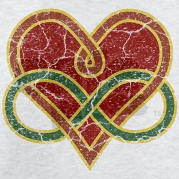grungy_polyamory_heart_light_tshirt