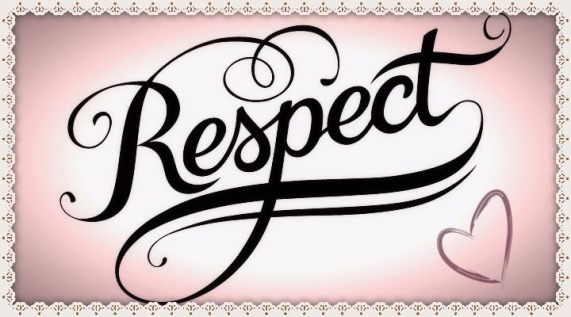 Respect - pin-heartlace