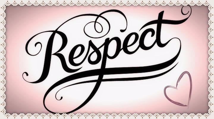 Respect - pin-heartlace