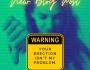 Whoa Boy: A man's arousal is not myproblem